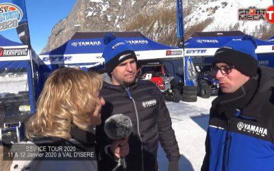 Projecteur sur les mécanos à Val d'Isère