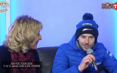 Yoann Le Bihan à Val d'Isère