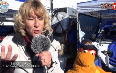 Invité surprise à Val d'Isère