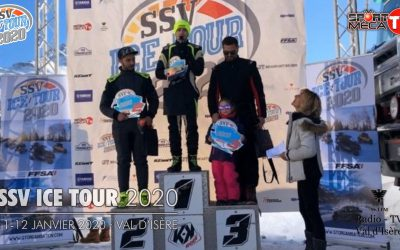 ICE TOUR 2020 – Résumé de l'épreuve de Val d'Isère
