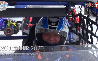 ICE TOUR 2020 – Résumé de l'épreuve de Pragelato (Italie)