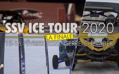 ICE TOUR 2020 – Résumé de la FINALE à SERRE-CHEVALIER